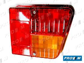 Iluminación (hasta '90) 0087610069 - Piloto trasero derecho Citroen 2Cv moderno