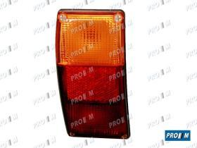 Iluminación (hasta '90) 0088200068 - Piloto trasero derecho Seat 128 Coupé-Fiat 128 Coupé