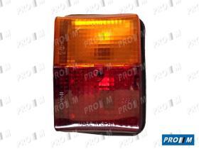 Iluminación (hasta '90) 0088500061 - Piloto trasero bicolor Ayu furgoneta