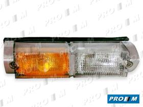 Iluminación (hasta '90) 0127010064 - Piloto delantero izquierdo blanco cromo Simca 1200