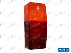 Iluminación (hasta '90) 1426680060 - Tulipa trasera izquierda Mini antiguo