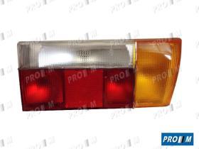 Iluminación (hasta '90) 1620760064 - Tulipa trasera derecha Peugeot 106