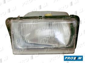 Bosch 0301016001 - Óptica delantera izquierda Ford Granada