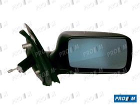 Espejos < año 2000 11404 - Retrovisor izquierdo con mando mecanico Alfa 146