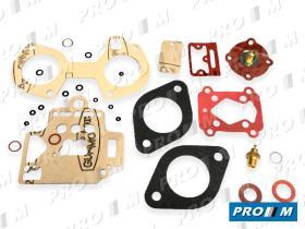 Juegos reparación carburador A4R - Juego reparación de carburador Weber 40 DCOE 138/139