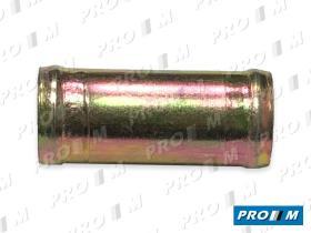 Caucho Metal 11013 - Tuberia de empalme 18mm