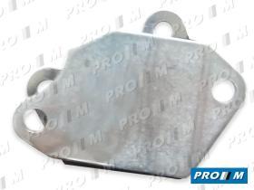 Caucho Metal 12009 - Soporte de motor izquierdo Renault 8-10