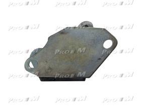 Caucho Metal 12010 - Soporte de motor izquierdo Renault 8-10