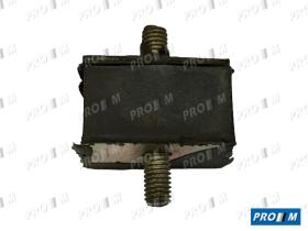 Caucho Metal 12025 - Silemblock barra selector cambio Renault 8-10