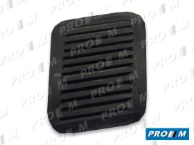 Caucho Metal 12106 - Goma pedal freno y embrague Renault 4