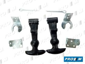 Caucho Metal 12109GG - Goma punta barra estabilizadora Renault 9-11-Super 5 -->> 84