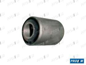 Caucho Metal 12512 - Silembloc tirante suspensión trasera Seat 1500 interior 12mm