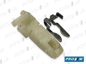 Caucho Metal 15089 - Kit reparacion palanca cambio Renault 18 21 25 Espace