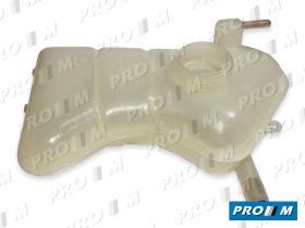 Caucho Metal BEF-9089 - Bombona circuito cerrado Ford Fiesta 1ª Serie