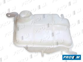 Caucho Metal BEF9098 - Bombona circuito cerrado Ford Fiesta 89-96
