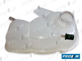 Caucho Metal BEO-9092 - Bombona circuito cerrado Opel Corsa gasolina -93