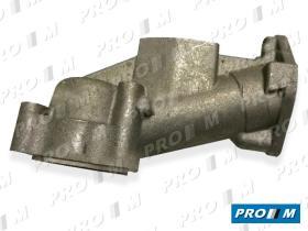 Caucho Metal CT-116 - Tapa de termostato Seat 124-131-132 1600 1800 2000