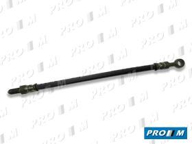 Caucho Metal LK-1810 - Latiguillo de freno delantero Suzuki Sj410 Sj413