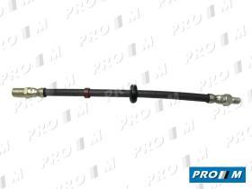 Caucho Metal LL-1504 - Latiguillo de freno delantero Lada Samara