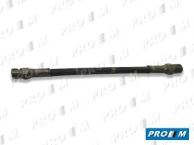 Caucho Metal LM-1302 - Latiguillo de freno trasero izquierdo Mercedes N1000 F1000