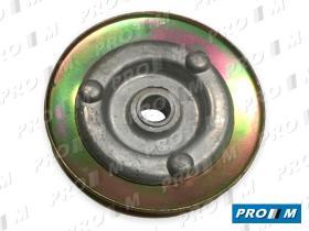 Caucho Metal PBA-109 - Polea bomba de agua Seat 600-850 mediana 125mm