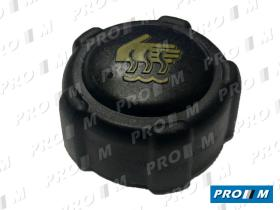Caucho Metal TB9048 - Tapon bombona expansion Volvo 1.5kgs/cm