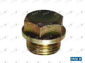 Caucho Metal TC-53 - Tapon carter Citroen 2cv Gs Dyane Mehari