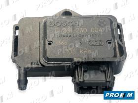 Bosch 0261230004 - Sensor de oxigeno Hyundai