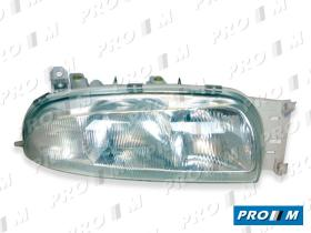 Bosch 0301049003 - Faro Izquierdo Peugeot 405 II 92>99
