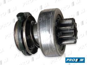 Bosch 1006209504 - Bendix piñon motor de arranque