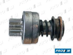 Bosch 2006209346 - Bendix de arranque motor MB OM615 L405-406