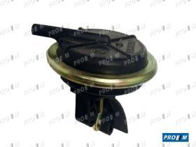 Bosch 9231337019 - Depresor pulmón avance Renault 4