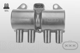 Pro//M Bobinas 155053 - Bobina encendido Opel-Daewoo-Chevrolet