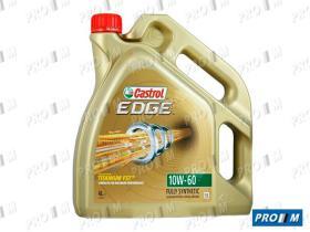 Castrol 4L EDGE10W60 - Aceite Castrol Edge 10W60 4 litros