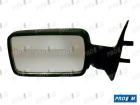 Fico mirrors E0175 - Espejo izquierdo mecánico Fiat Uno
