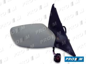 Fico mirrors E1340 - Espejo derecho Ford Escort 95-> eléctrico térmico imprimado