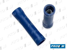 Componentes eléctricos AZ230LC - Empalme azul pre-aislado pvc