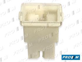 Componentes eléctricos FU5520 - Fusible asiaticos 20-a blanco