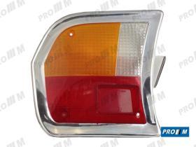 Prom Iluminación 1519 - Tulipa trasera derecha Peugeot 504