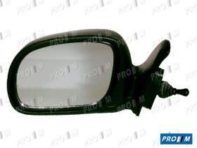 Grup Or 507117 - Retrovisor izquierdo mecánico Hyundai Accent-Pony-Excel