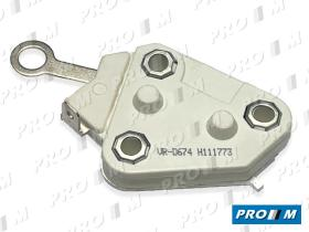 Grup Or 932929 - Rodamiento de agujas 12x16x10mm