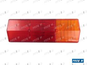 Hella 9EL092435011 - Tulipa universal camión trasera rojo-ámbar para 2SB001301021