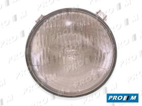 Hella 1A6004855021 - Óptica faro de largo alcance Hella 155X95mm universal