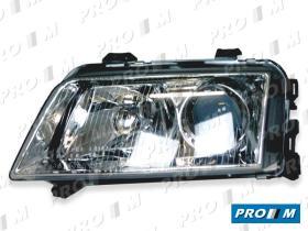 Pro//M Iluminación 11120501 - Faro derecho H4 Audi 80
