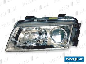 Pro//M Iluminación 11120503 - Faro derecho H4  Audi A4