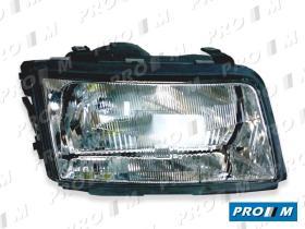 Pro//M Iluminación 11121102 - Faro izquierdo Audi 100 H4 ele/man. 90-94