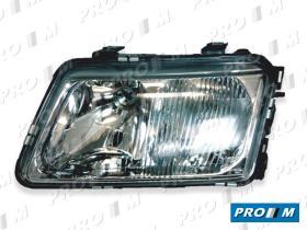 Pro//M Iluminación 11122001 - Faro derecho H4 Audi 100