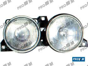 Pro//M Iluminación 11200305 - FARO IZDO.-H4+H7-ELE/MAN