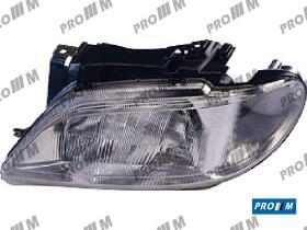 Pro//M Iluminación 11224001 - Faro derecho Citroen C15-Visa 79-89