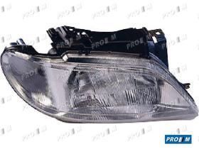 Pro//M Iluminación 11224002 - Faro izquierdo Citroen Xsara